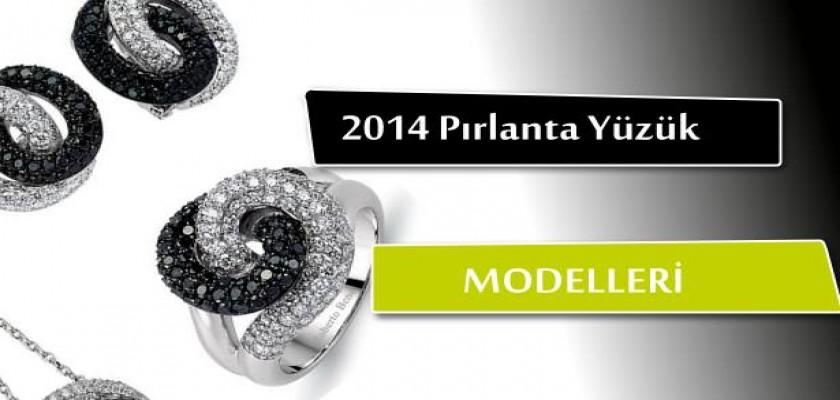 2014 Pırlanta Yüzük Modelleri Nelerdir?