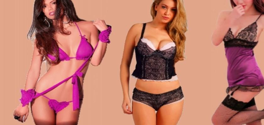 2014'te Seksi İç Giyimde Jartiyer Modelleri Trendleri