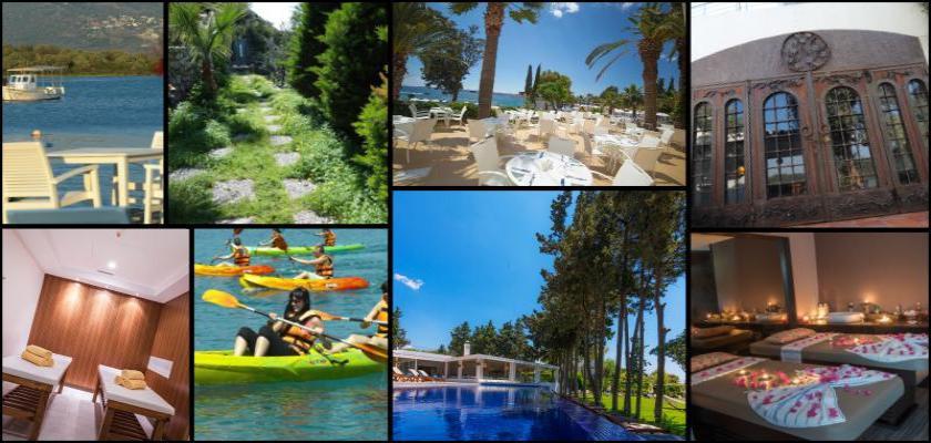 Mavi Kumsal Bodrum Otel İle Kusursuz Bir Tatil Yapın