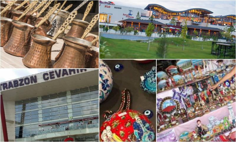 Trabzon'da Nerede Alışveriş Yapılır