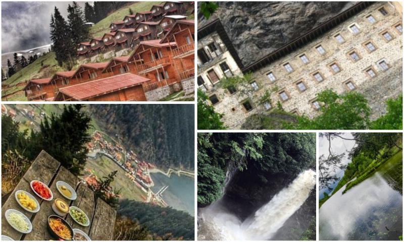 Tatilini Trabzon'da Geçirmek İsteyenlere Haberler