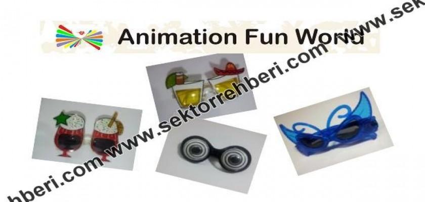 Animasyonculuğun Markası Animation Fun World