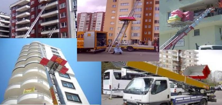 Binaların Yükselmesi ve Taşınma Sorunları