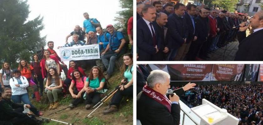 Bugün Trabzon'da Neler Oldu