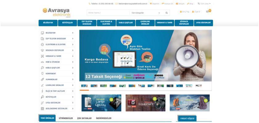 Avrasya Elektronik İle Elektrikli Oyuncak ve Hobi Ürünlerinden Yararlanın