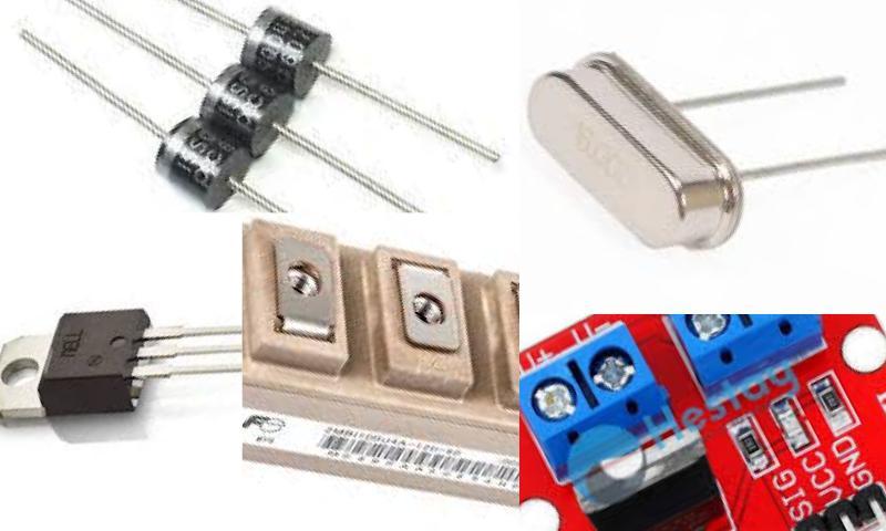 Elektronik Komponent Tedarik