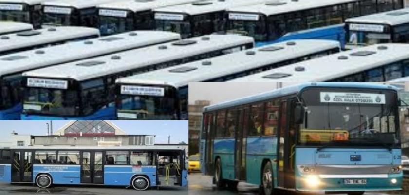 Şehir İçi Ulaşımın Özel Otobüsleri