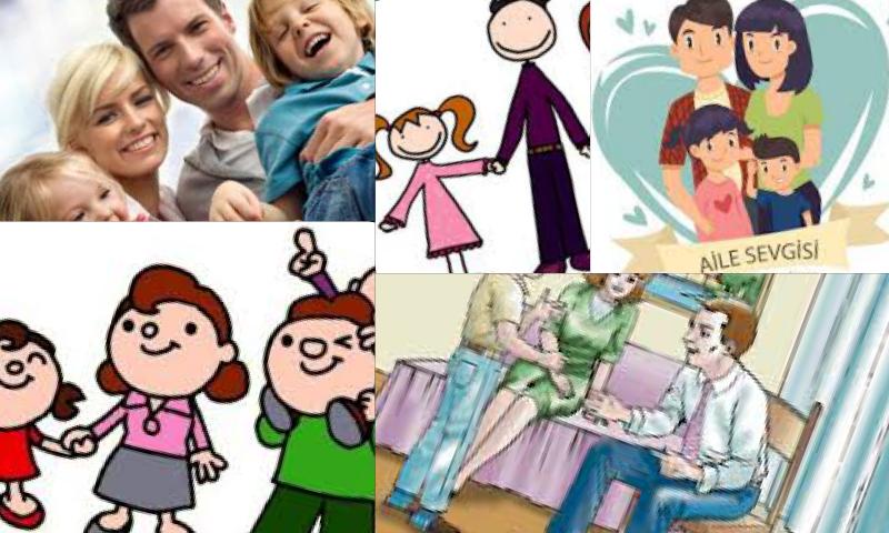 Ailede Saygı ve Sevginin Oluşması Korunması