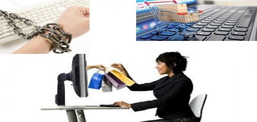 Online Alışveriş Sınırları Aştı
