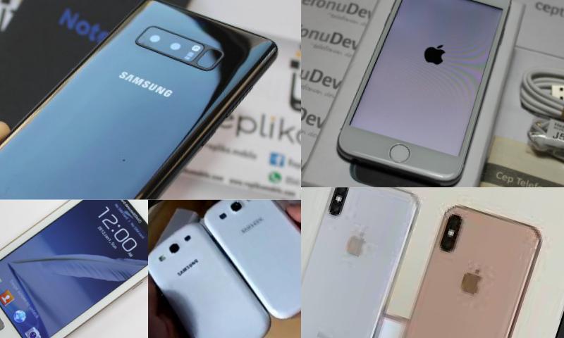 İnsanlar Neden Replika Cep Telefonu Tercih Ediyor?