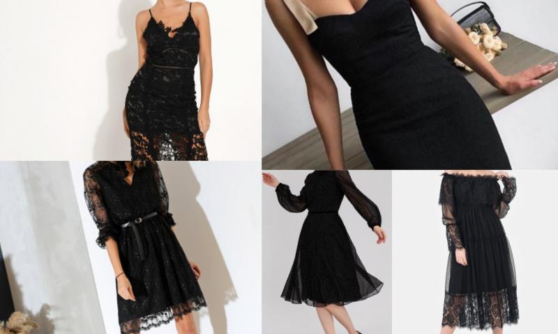 Siyah Elbise Mucizesi