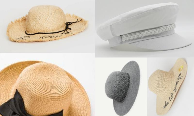 Yazlık Şapka Modellerinde Kadınların Tercihi