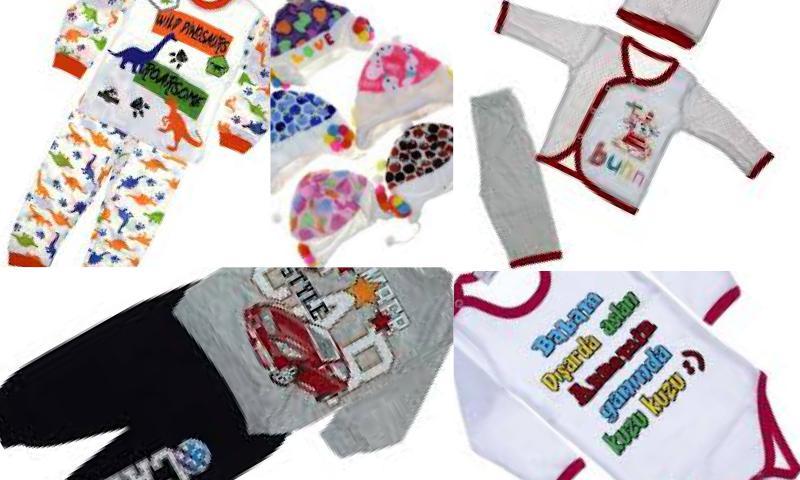 Yüzlerce Çeşit Bebek Giyim Modelleri